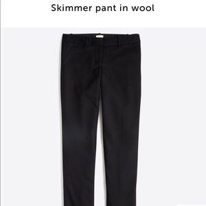TAN Skimmer Pant